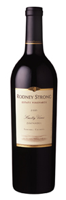 2006 Rodney Strong Knotty Vines Zinfandel